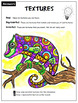 Elements of Art : Art Exercises for Grades 5 and 6. Visual Art.