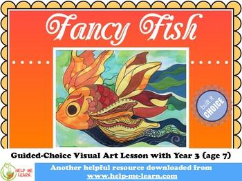 Art: Fancy Fish