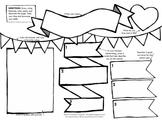 Art First Day Activity Sheet - Intermediate (Middle School)