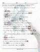 Art Forms Sentence Shapes