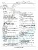 Art Forms Translating Spanish Worksheet
