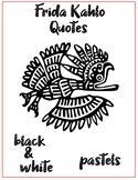 Art Quotes,Female Mexican Artist, Art Lesson,Famous Artist