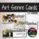 Art Genre Cards