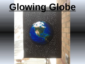 Art : Glowing Globe