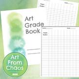 Art Grade Book