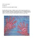 Art Grades 2-6 Optical Illusion Sub Plan