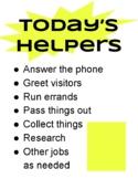 Art Helpers Sign
