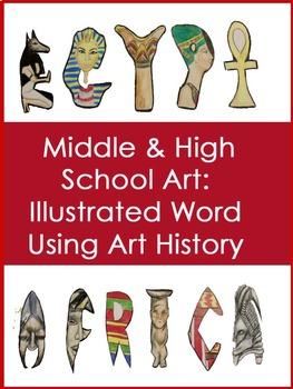 High School Art Lesson-Art History
