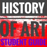 """Art History - An """"at a glance"""" Guide."""