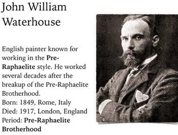 Art History Assemblages Collages ~ 72 Slides ~ 1790-1910