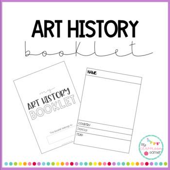 Art History Booklet