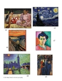 Art History Card Game
