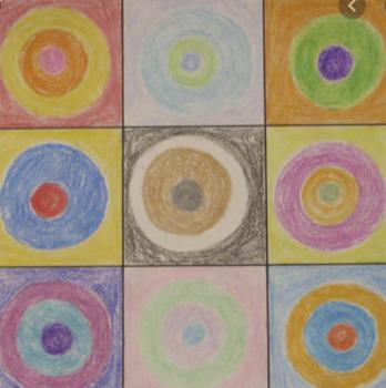 Art History & Color Theory Kandinsky Project