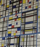 Art History Composition Theory With Mondrian