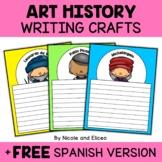 Art History Writing Activity Crafts