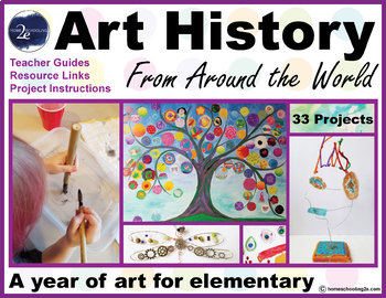 Art History Curriculum For Elementary