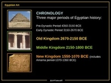 Art History: Egyptian Art - Old, Middle & New Kingdoms