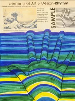 Art History-Hokusai & Rythmn