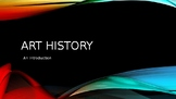 Art History Introduction PowerPoint