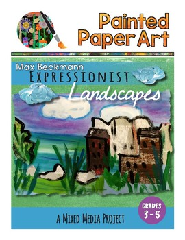 Art History Lesson: Max Beckmann and Expressionist Landscapes