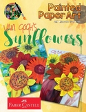 Art History Lessons: Van Gogh Sunflowers