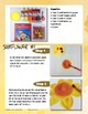 Art History Lessons: Van Gogh Sunflowers
