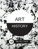Art History Memory Cards