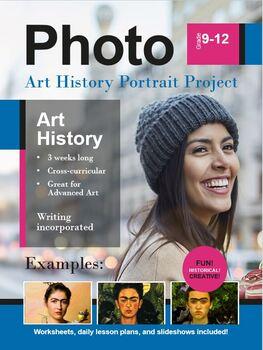Art History Portraits