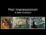 Post Impressionism Powerpoint