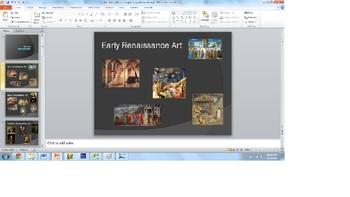 Art History Power Point