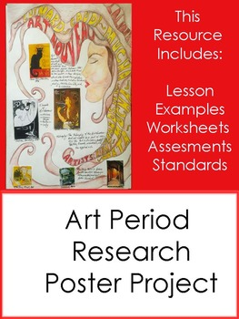 Art History-Research  Poster