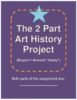 Art History Research and Response Project