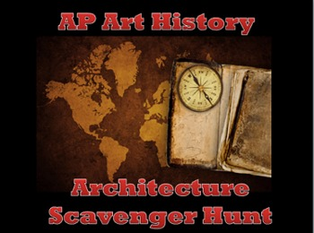 Art History - Scavenger Hunt Project