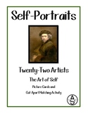 Art History: Self Portrait Cards