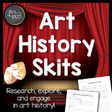 Art History Skits