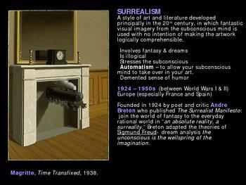 Art History: Surrealism - Dali, Magritte & Miro