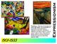 Art History Time Line (Impressionism to Land Art) 1865-present
