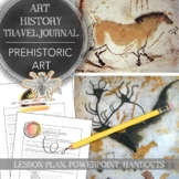 Distance Learning Art History Journal for Middle, High Sch