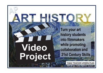 Art History Collaborative Video Project