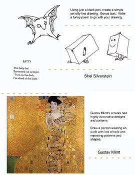 Art History Warm Ups Set #3 - PPT and PDF