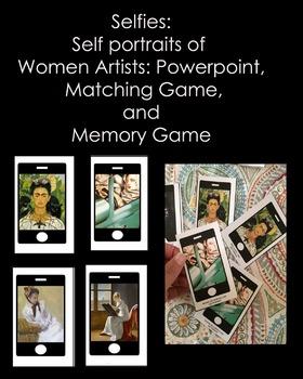 Art History-Women Selfies
