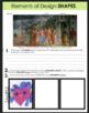Art History and Art Element:SHAPES