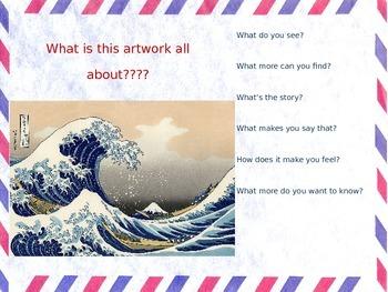 Visual Arts, History and Geography: The Golden Fish, Japan