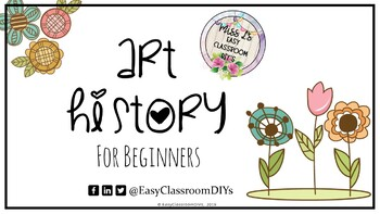 Art History for Beginners - Flash Cards