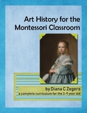 Art History for the Montessori Classroom - January / Avercamp / Portraits