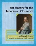 Art History for the Montessori Classroom - November / Cezanne / Food Still Lifes