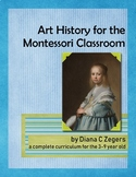 Art History for the Montessori Classroom - September / Van Gogh / Still Lifes