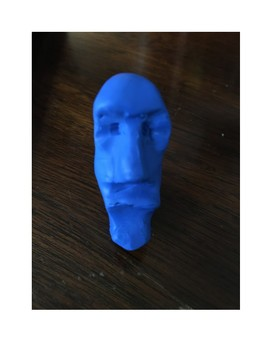 Art/History lesson- Form- Easter Island Statues (Lesson 15) Grade 2