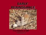 Art History of the Early Renaissance