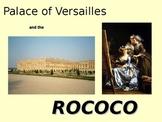 Art History of the Rococo